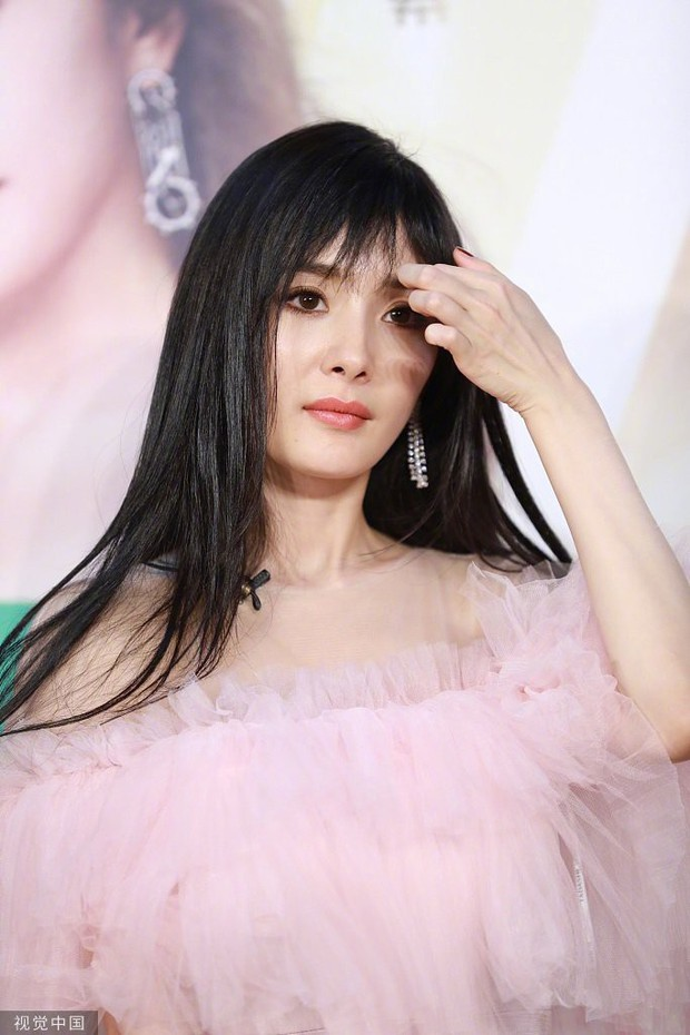 Yang Mi has just changed a new hairstyle that has caused controversy: So bad that fans are angry, accusing the company of leaving chickens to lay golden eggs? - Figure 2.