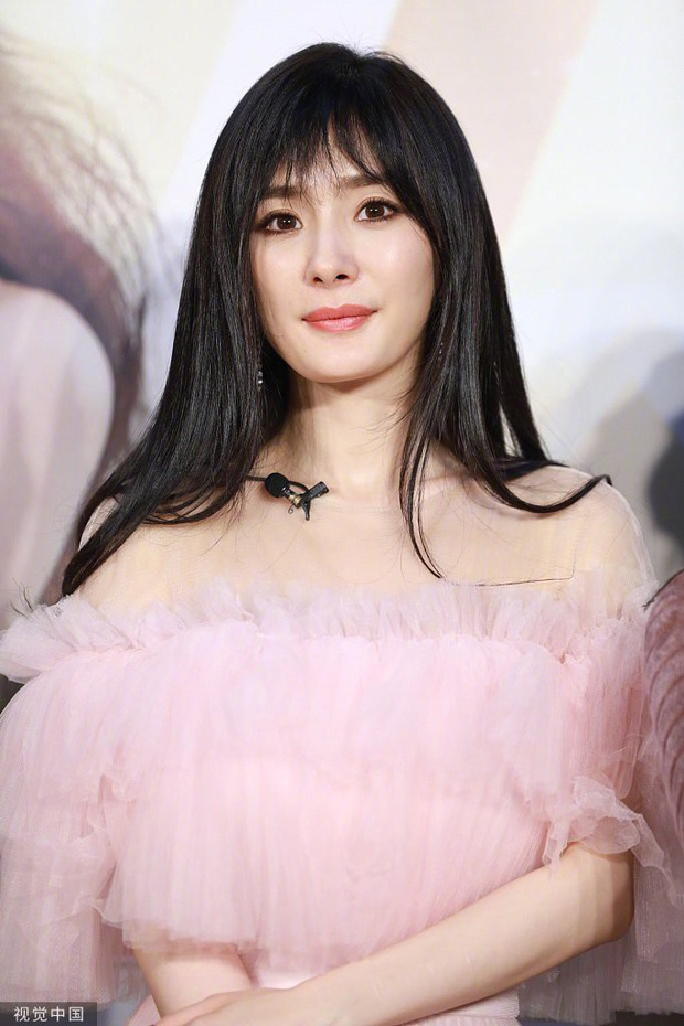 Yang Mi has just changed a new hairstyle that has caused controversy: So bad that fans are angry, accusing the company of leaving chickens to lay golden eggs? - Figure 4.