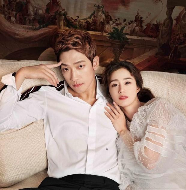 Khi cả Kbiz chấn động vì Sulli, tài khoản MXH của Kim Tae Hee bỗng dưng trống trơn: Chuyện gì đây? - Ảnh 3.