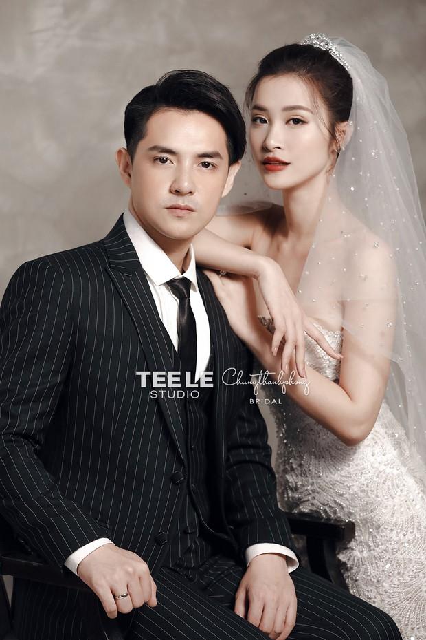 HOT: Đông Nhi - Ông Cao Thắng tung trọn bộ ảnh cưới đẹp long lanh trước ngày chính thức về chung một nhà - Ảnh 11.
