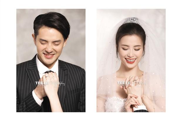 HOT: Đông Nhi - Ông Cao Thắng tung trọn bộ ảnh cưới đẹp long lanh trước ngày chính thức về chung một nhà - Ảnh 12.