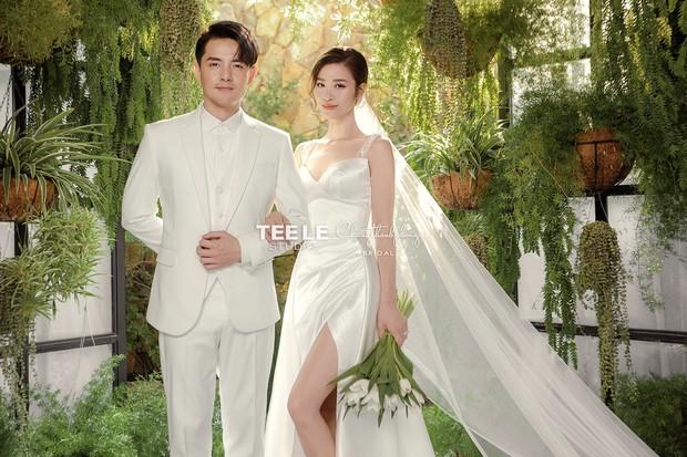 HOT: Đông Nhi - Ông Cao Thắng tung trọn bộ ảnh cưới đẹp long lanh trước ngày chính thức về chung một nhà - Ảnh 7.