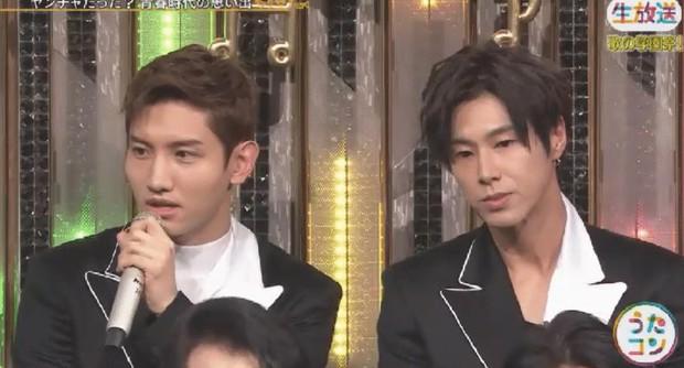 DBSK được khen chuyên nghiệp dù thất thần xuất hiện trên show Nhật sau vụ việc của Sulli - Ảnh 2.