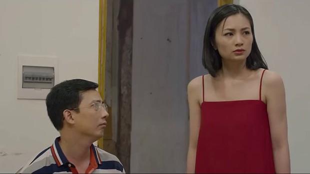 Lộ ảnh Dũng - San (Hoa Hồng Trên Ngực Trái) đưa nhau ra tòa, liệu bạn thân Khuê có nói: Em đồng ý li hôn? - Ảnh 2.
