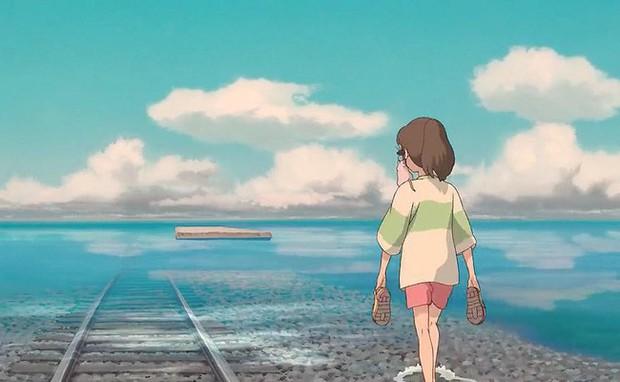 """""""Nhà ga cô độc"""" nhất Nhật Bản: Đẹp như tranh vẽ khiến ai cũng ngỡ bước ra từ """"Vùng đất linh hồn"""" nhưng sự thật lại không lung linh như vậy - Ảnh 4."""