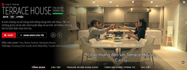 Netflix chính thức tung giao diện tiếng Việt, khán giả đã xây xẩm tài dịch tên phim từ đang hay như gió thành tiếng có - tiếng không - Ảnh 3.