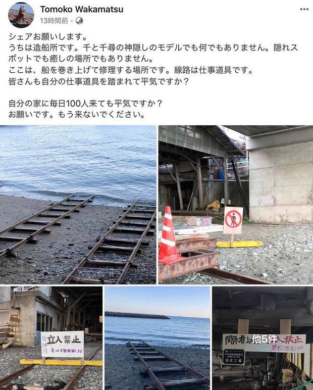 """""""Nhà ga cô độc"""" nhất Nhật Bản: Đẹp như tranh vẽ khiến ai cũng ngỡ bước ra từ """"Vùng đất linh hồn"""" nhưng sự thật lại không lung linh như vậy - Ảnh 5."""
