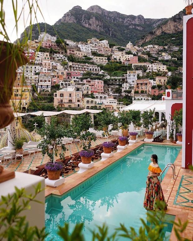 Một format hai số phận: cùng xây dựng trên núi như Mã Pì Lèng, Sa Pa, Tam Đảo nhưng nơi này của Ý lại là điểm check-in hàng đầu thế giới - Ảnh 5.