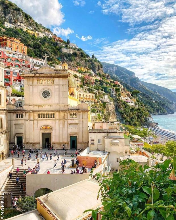 Một format hai số phận: cùng xây dựng trên núi như Mã Pì Lèng, Sa Pa, Tam Đảo nhưng nơi này của Ý lại là điểm check-in hàng đầu thế giới - Ảnh 16.
