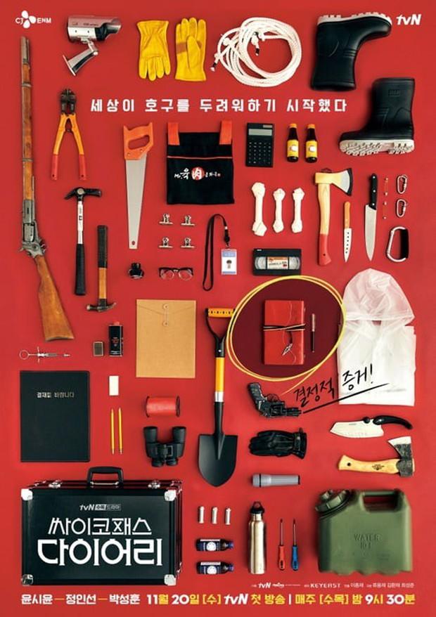 Vua bánh mì Yoon Shi Yoon có tìm lại hào quang khi hóa thân thành JOKER phiên bản Hàn? - Ảnh 4.