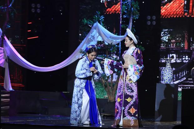 Cặp đôi vàng: Thiện Nhân - Cao Công Nghĩa mang phim cung đấu lên sân khấu - Ảnh 3.