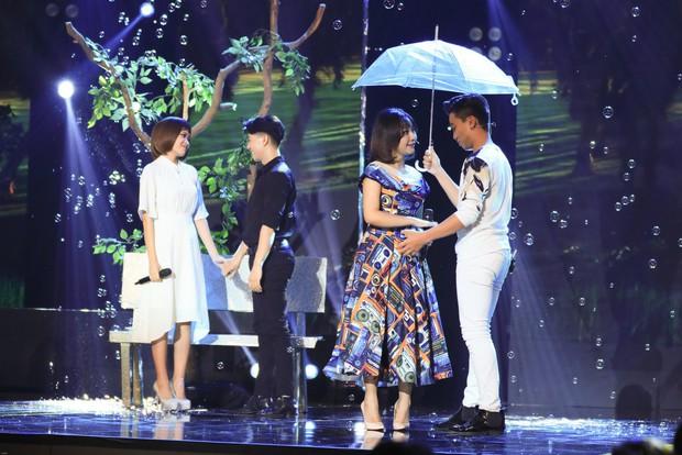 Cặp đôi vàng: Thiện Nhân - Cao Công Nghĩa mang phim cung đấu lên sân khấu - Ảnh 6.