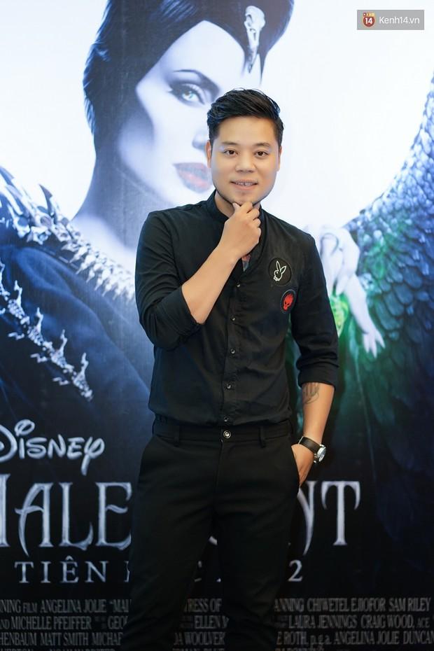 Thuỳ Dương cầm đầu đội quân mọc sừng, trai đẹp Lãnh Thanh cũng phải lép vế ở thảm đỏ Maleficent 2 - Ảnh 23.