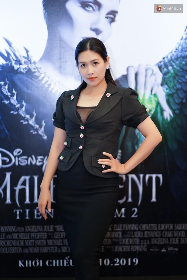 Thuỳ Dương cầm đầu đội quân mọc sừng, trai đẹp Lãnh Thanh cũng phải lép vế ở thảm đỏ Maleficent 2 - Ảnh 18.