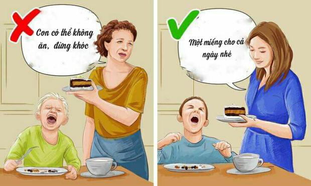 10 cách cha mẹ cần ghi nhớ để đối phó với những đứa trẻ cứng đầu - Ảnh 4.