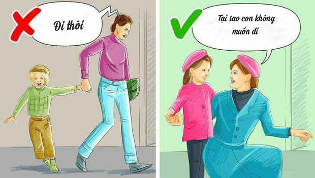 10 cách cha mẹ cần ghi nhớ để đối phó với những đứa trẻ cứng đầu - Ảnh 7.
