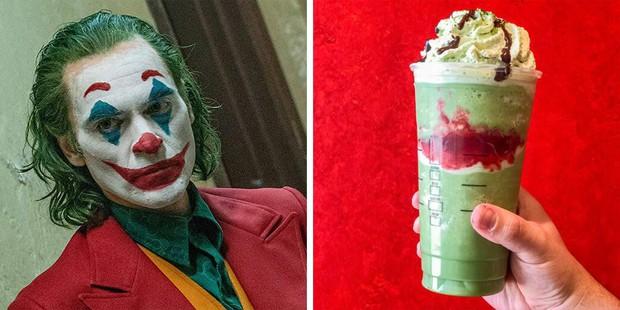 """Phát hiện đồ uống mới trong menu bí mật của Starbucks lấy cảm hứng từ Joker, nhưng cách order lại vô cùng """"hack não"""" - Ảnh 1."""