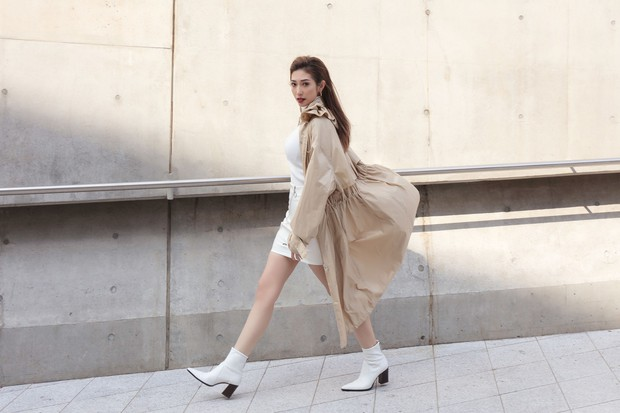 Seoul Fashion Week: Kelbin Lei, Huỳnh Tiên lọt top mặc đẹp của Vogue; Khổng Tú Quỳnh lần đầu chinh chiến - Ảnh 4.