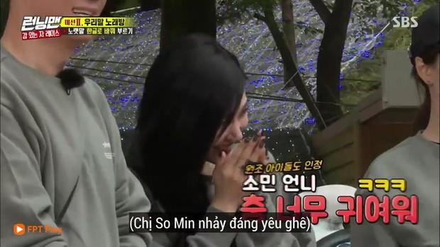 Running Man gây tranh cãi khi tự biên tự diễn để Jeon So Min được khách mời khen - Ảnh 1.