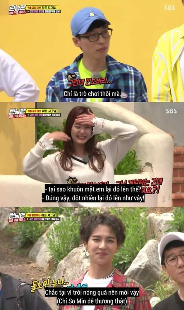 Running Man gây tranh cãi khi tự biên tự diễn để Jeon So Min được khách mời khen - Ảnh 3.