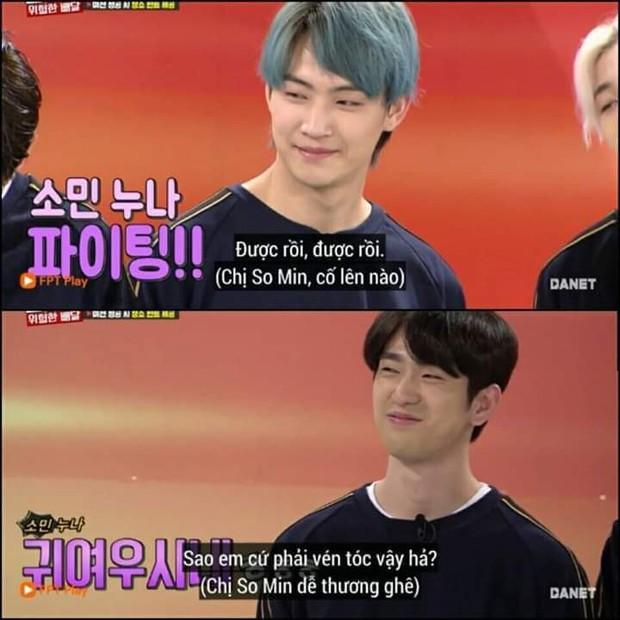 Running Man gây tranh cãi khi tự biên tự diễn để Jeon So Min được khách mời khen - Ảnh 2.