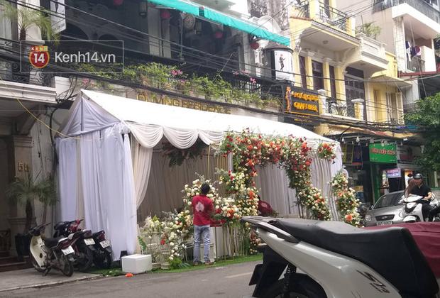 HOT: Lưu Đê Ly tổ chức lễ ăn hỏi cùng người đàn ông từng khiến cô chịu tiếng Tuesday trên phố Hàng Buồm - Ảnh 8.