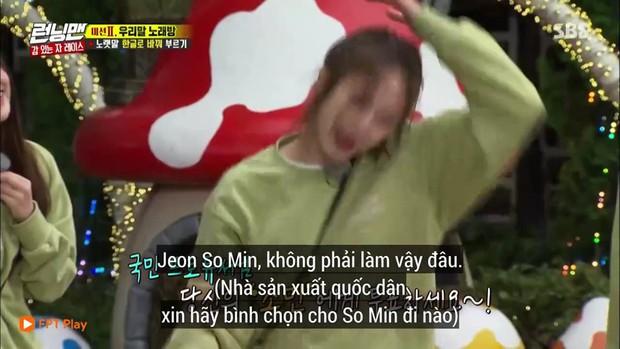 Running Man gây tranh cãi khi tự biên tự diễn để Jeon So Min được khách mời khen - Ảnh 4.