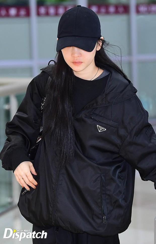 Goo Hara khóc nức nở tại sân bay, vội vàng từ Nhật trở về Hàn tạm biệt Sulli về cõi vĩnh hằng - Ảnh 4.