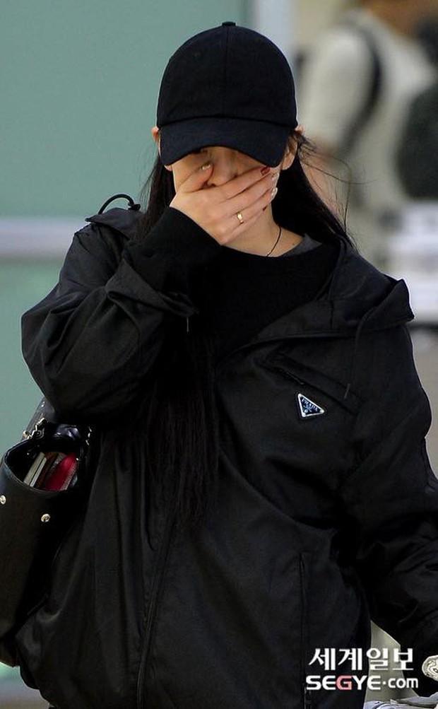 Goo Hara khóc nức nở tại sân bay, vội vàng từ Nhật trở về Hàn tạm biệt Sulli về cõi vĩnh hằng - Ảnh 6.