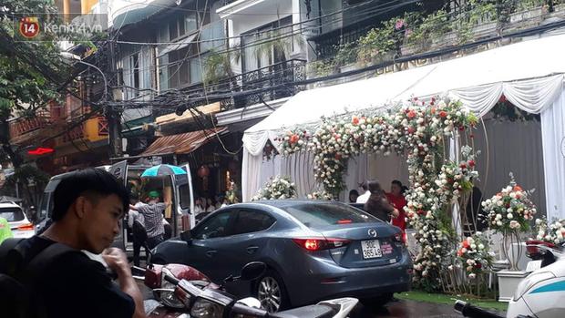 HOT: Lưu Đê Ly tổ chức lễ ăn hỏi cùng người đàn ông từng khiến cô chịu tiếng Tuesday trên phố Hàng Buồm - Ảnh 11.