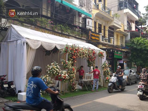 HOT: Lưu Đê Ly tổ chức lễ ăn hỏi cùng người đàn ông từng khiến cô chịu tiếng Tuesday trên phố Hàng Buồm - Ảnh 6.