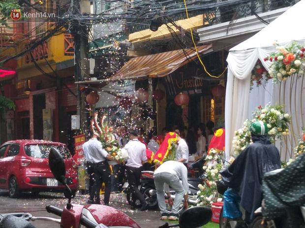 HOT: Lưu Đê Ly tổ chức lễ ăn hỏi cùng người đàn ông từng khiến cô chịu tiếng Tuesday trên phố Hàng Buồm - Ảnh 12.