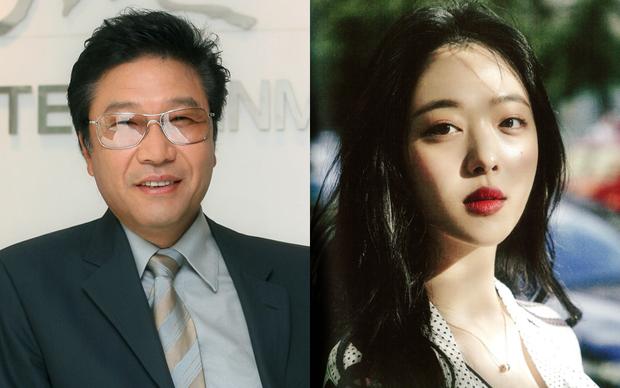 Chủ tịch SM Lee Soo Man bị chỉ trích khi không dự đám tang Sulli, netizen Việt bảo vệ: Không phải đợi đến lúc rời đi mới bắt đầu yêu thương! - Ảnh 1.