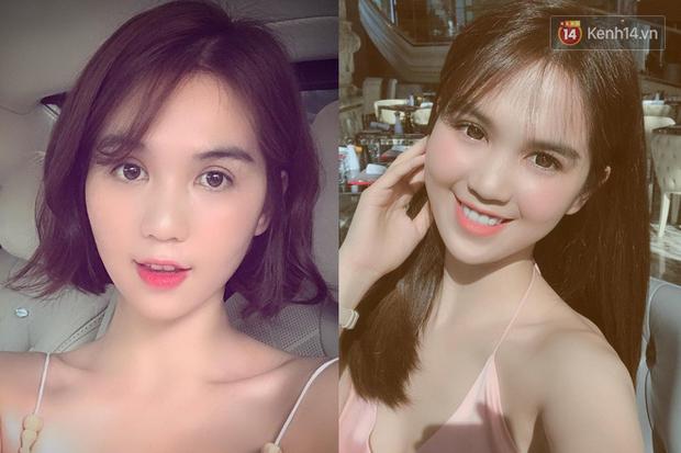 Những pha xuống tóc của sao Việt năm qua: người đã xinh lại càng xinh, người lại gây tiếc nuối - Ảnh 1.