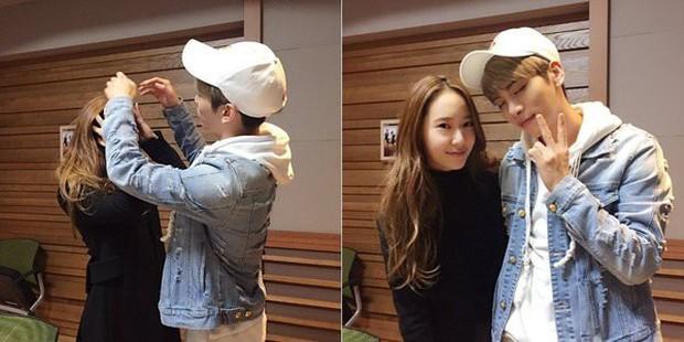 Người cô độc nhất SM chính là Krystal: chị gái Jessica, thành viên f(x) đều rời công ty; phải chứng kiến người anh Jonghyun và bạn thân Sulli ra đi mãi mãi - Ảnh 3.