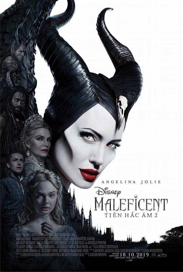 Review Maleficent 2: Đây là màn sui gia đại chiến tưng bừng khói lửa nhất năm, chỉ tiếc ngẩn ngơ vì chị đẹp Angelina Jolie ít đất diễn quá - Ảnh 1.