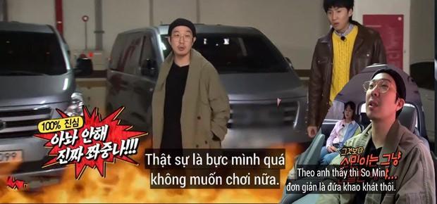 Running Man gây tranh cãi khi tự biên tự diễn để Jeon So Min được khách mời khen - Ảnh 6.