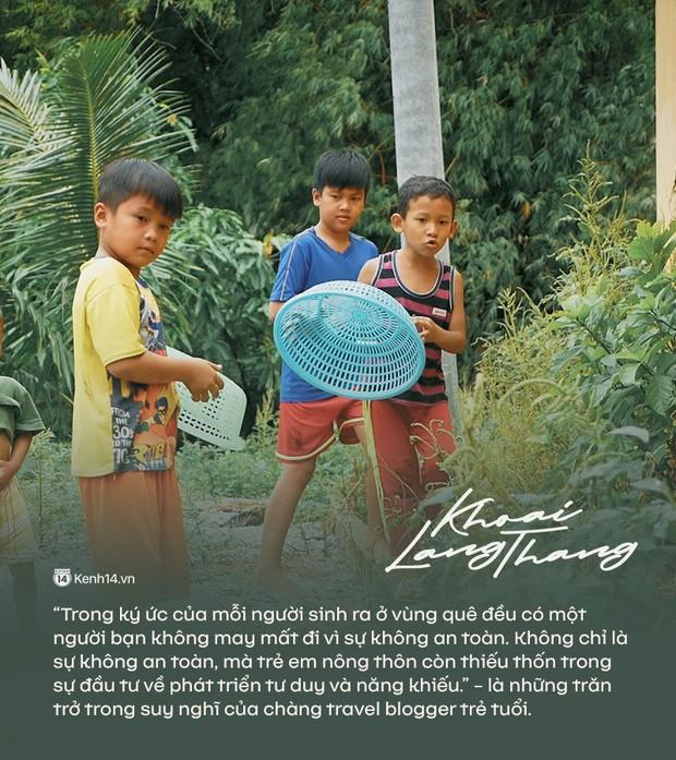 """Khoai Lang Thang - người """"gieo những hạt mầm tử tế - Ảnh 2."""