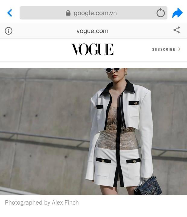 Seoul Fashion Week: Kelbin Lei, Huỳnh Tiên lọt top mặc đẹp của Vogue; Khổng Tú Quỳnh lần đầu chinh chiến - Ảnh 5.