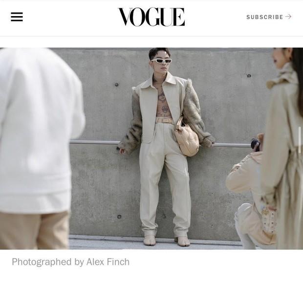 Seoul Fashion Week: Kelbin Lei, Huỳnh Tiên lọt top mặc đẹp của Vogue; Khổng Tú Quỳnh lần đầu chinh chiến - Ảnh 1.