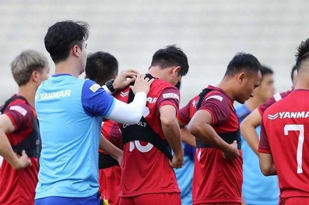 Giải mã áo chiếc áo công nghệ đặc biệt góp công lớn giúp đội tuyển Việt Nam thắng Indonesia - Ảnh 1.