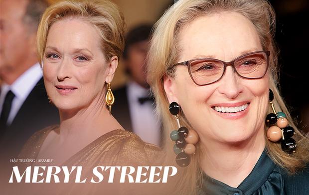 Meryl Streep - Người phụ nữ đức hạnh của Hollywood: Chuyện tình yêu 40 năm đẹp hơn cổ tích với bí quyết vàng - Ảnh 1.