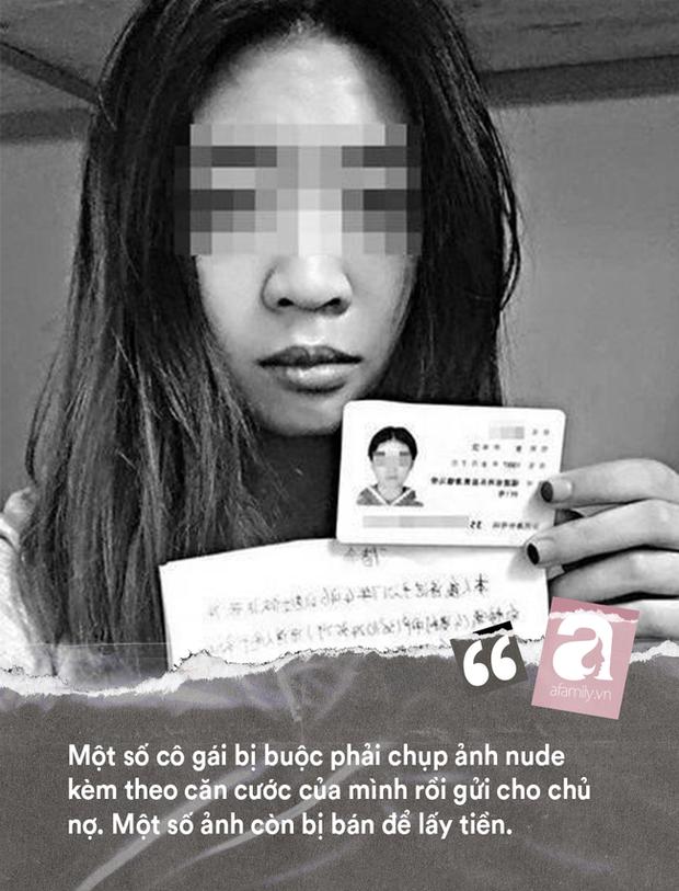 Nữ sinh Trung Quốc đua nhau chụp ảnh khỏa thân để vay nặng lãi: Người tìm đến cái chết, kẻ trở thành gái mại dâm để trả nợ - Ảnh 1.
