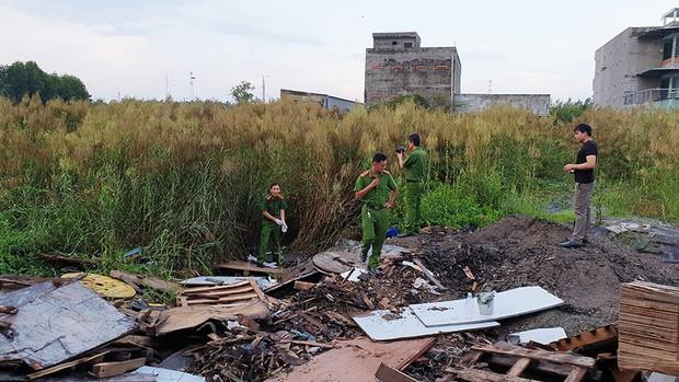 Bộ Công an bắt quả tang một công ty ở TP.HCM xả thải ra sông - Ảnh 2.