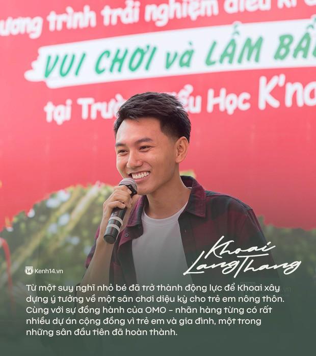 """Khoai Lang Thang - người """"gieo những hạt mầm tử tế - Ảnh 3."""