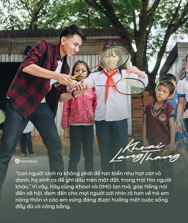 """Khoai Lang Thang - người """"gieo những hạt mầm tử tế - Ảnh 8."""