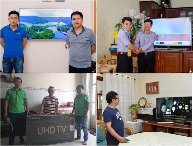 Samsung và những câu chuyện về chiếc TV gắn bó với các gia đình Việt cả chục năm qua - Ảnh 5.