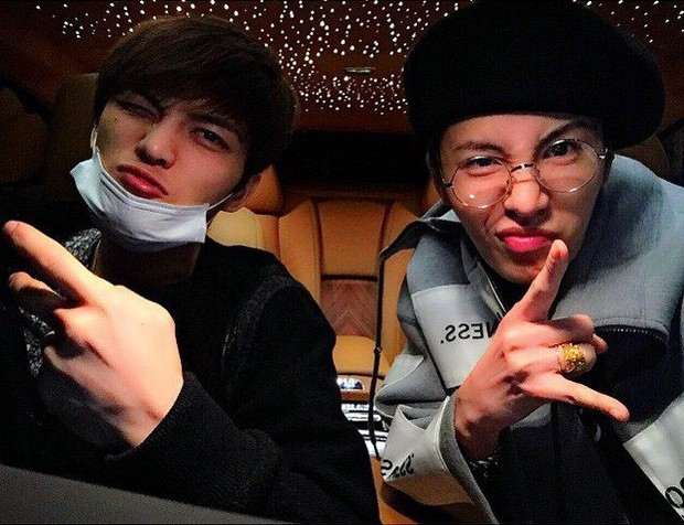 Những cặp đôi nam nam cực hot của showbiz Hàn: Toàn trai đẹp cực phẩm, thân thiết với nhau từ thời còn đi học - Ảnh 7.