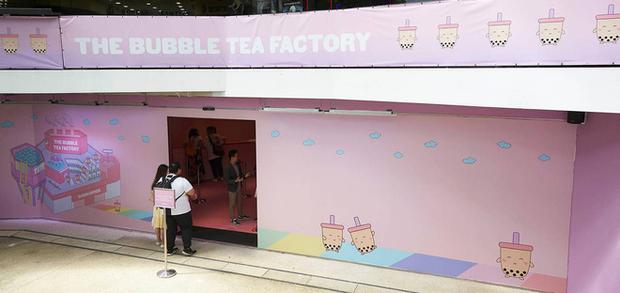 Biết gì chưa: Bảo tàng trà sữa trân châu đầu tiên ở Đông Nam Á sẽ chính thức khai trương vào ngày 19/10 tại Singapore - Ảnh 1.