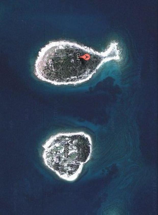 """Hòn đảo hình chú cá bé xinh đang khiến du khách toàn cầu truy tìm, nhưng ai cũng phải """"dè chừng"""" khi biết nơi này ẩn chứa 1 bí mật từ thời cổ đại - Ảnh 5."""